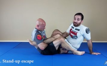 How To Defend & Counter The Achilles Hold