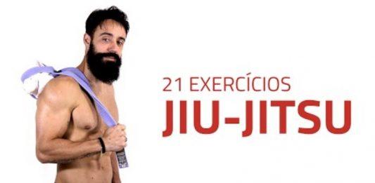 21 Strength and Condition Exercises For Jiu Jitsu!