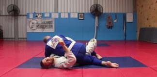 Countering the Kimura - With A Back Take!