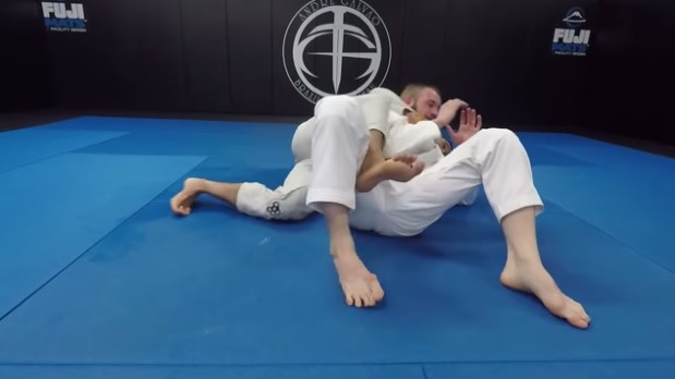 The Three Most Important Back Control Drills for BJJ