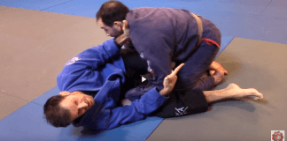 Closed Guard Sweeps: Scissor, Xande and Flower Sweep