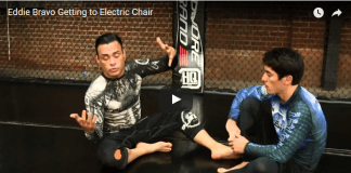 Eddie Bravo Electric Chair