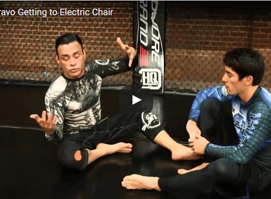 Eddie Bravo Electric Chair
