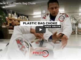 Renzo Gracie BJJ - Plastic Bag Choke