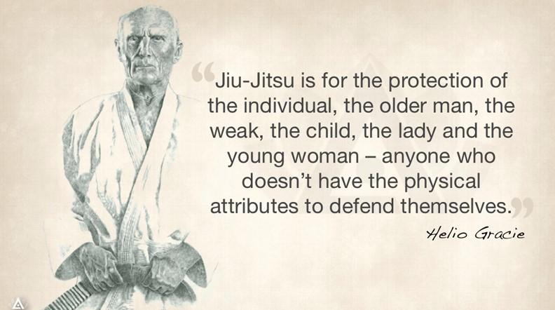 Famous Jiu Jitsu Quotes Bjj World