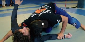 Kurt Osianders Cut through pass