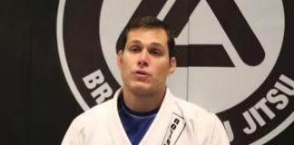 Roger Gracie post fight buchecha interview