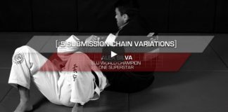 5 Submission chain variations!