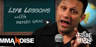 6 Lessons from Renzo Gracie BJJ and MMA legend!