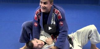 Draculino - Samurai Choke for BJJ in GI