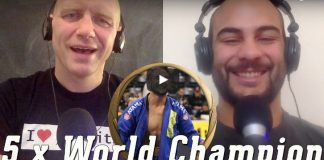 Interview with BJJ world champion Bernardo faria