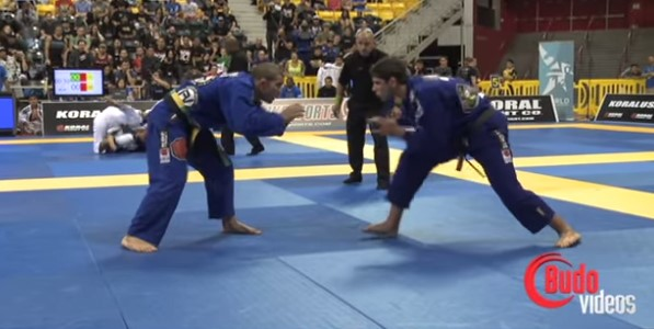 Greatest BJJ Match ever!