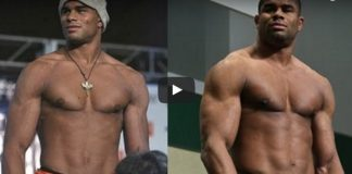 How to get Big by Alistair Overeem