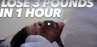 How to Lose 3 Pounds in 1 Hour with Pati Fontes