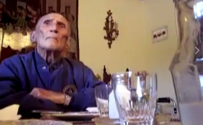 Helio Gracie On Not Eating Meat