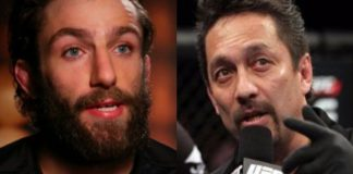 Mario Yamasaki responds to Micheal Chiesa's grappling challenge