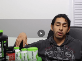 Supplements for Jiu Jitsu