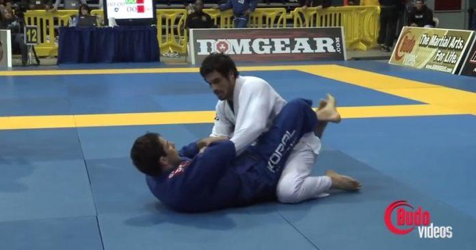 Kron Gracie vs Marcus Almeaida and Bernardo Faria vs Carlos Antonio Jr.