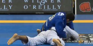 2014 WORLDS Jiu Jitsu - Rodolfo Viera vs Bernardo Faria - Super Heavy FINAL