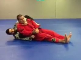 Escape from Bow & Arrow Choke by Carlos Machado