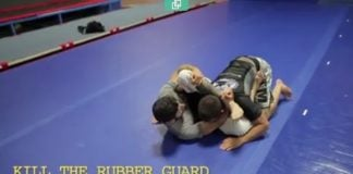 "HOW TO KILL THE RUBBER GUARD w/ Garry ""The Lion Killer"" Tonon."