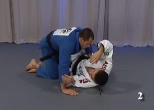Kimura Counter with Demian Maia