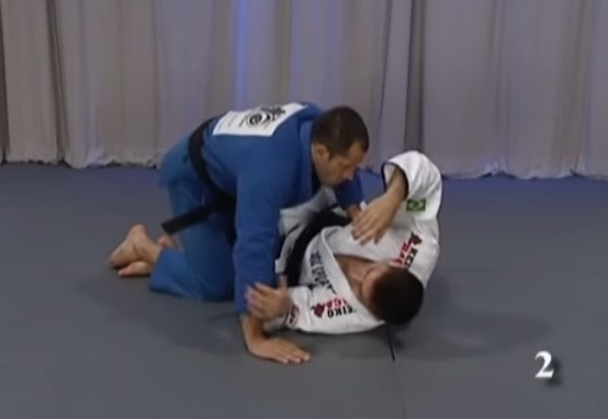 Kimura Counter with Demian Maia