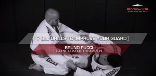 7 Critical Drills To Improve Your Guard Game