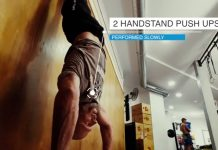 Crossfit workout for BJJ