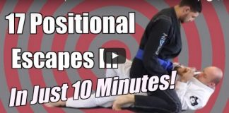 17 positional escapes