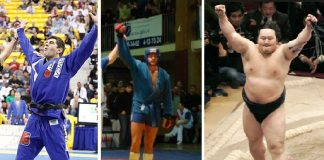 What's the best grappling sport