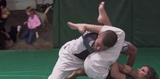 Jiu Jitsu help teens against bullying