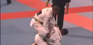 Galvao vs fake black belt Martin Suarez