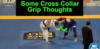 Cross Collar Grip Counters
