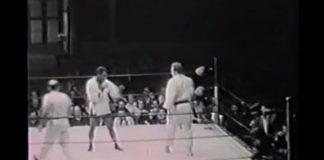 MMA History - Gene Lebell VS Milo Savage, 1963 - First Televised MMA Fight ever!