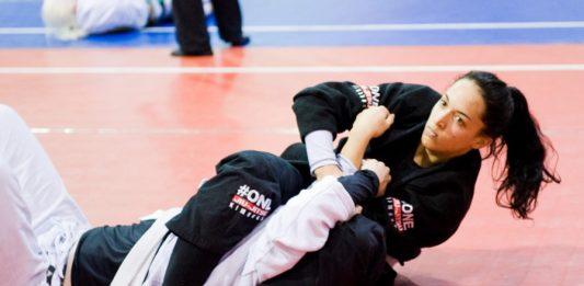 Why Should Woman Train Brazilian Jiu Jitsu