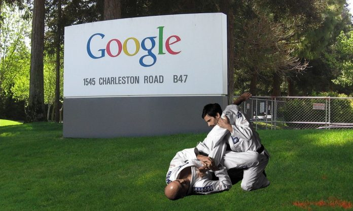 GOOGLE Offers its Employees Brazilian Jiu Jitsu Training And is Not The Only one