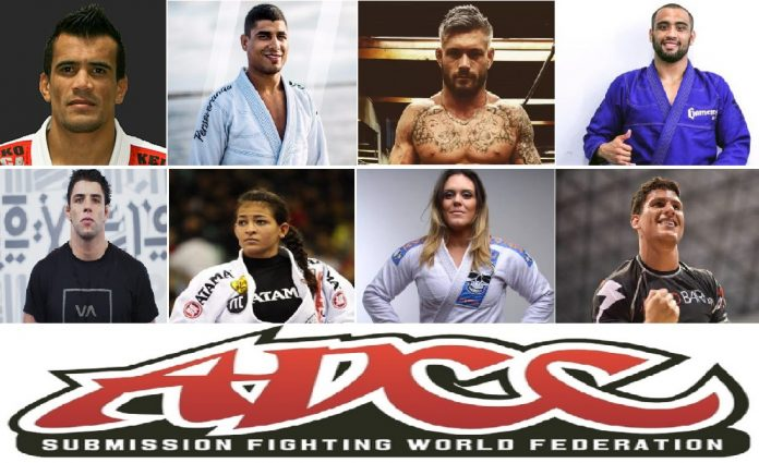 ADCC 2017 RESULTS AND BRACKETS