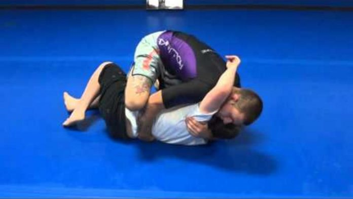 ADCC 2017 Winner Gordon Ryan shows Knee on Belly Back Take