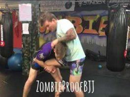 Gordon Ryan vs Keenan Cornelius ADCC 2017 Guillotine Breakdown - ZombieProofBJJ (BreakDown)