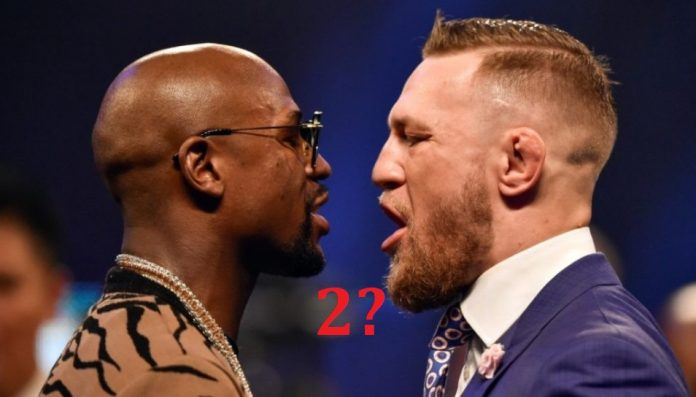 Conor Mcgregor I would Beat Floyd in a rematch