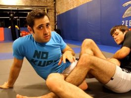 how to escape a heel hook with Reilly Bodycomb