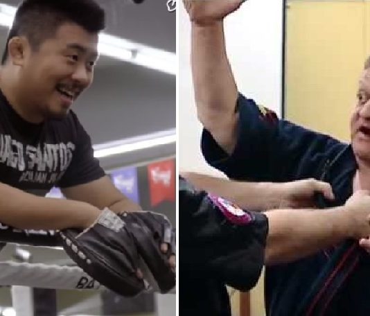 MMA fighter on a mission to expose fake martial artists in china