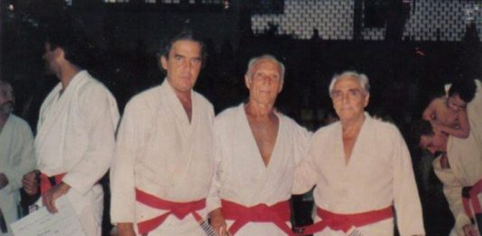 List of BJJ Red Belts