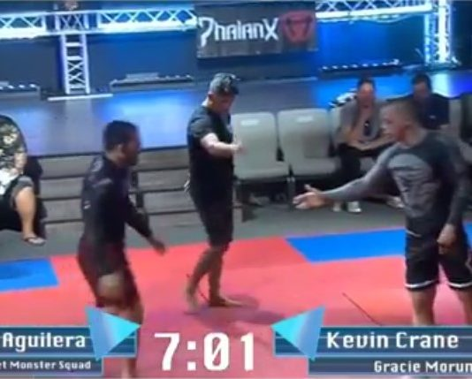 Fake Shake Hand in brazilian Jiu Jitsu to imanari roll to submission