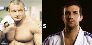 Rolles Gracie vs Worlds Strongest Man Mariusz Pudzianowski