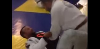 Brown Belt Challenged His Professor To Get Black Belt if He Win