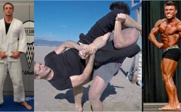 BJJ 1yr White Belt vs BODYBUILDER