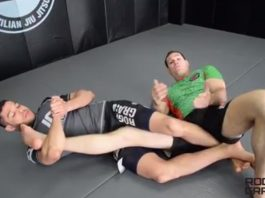 Roger Gracie's Knee Bar Defense