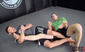 Roger Gracie's Knee Bar Defense